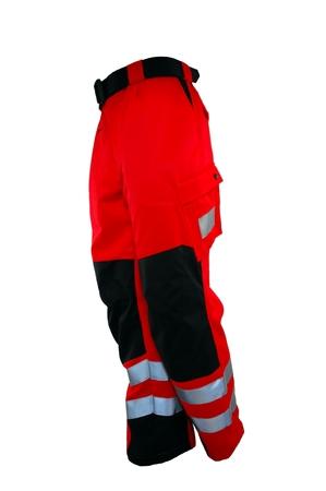 Spodnie Ratownika FLUO wersja SLIM (1)