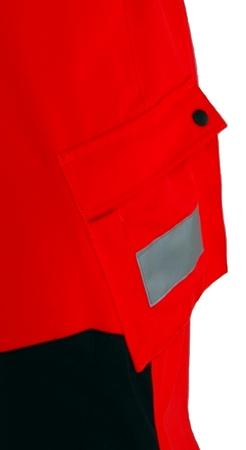 Spodnie Ratownika FLUO Letnie (3)