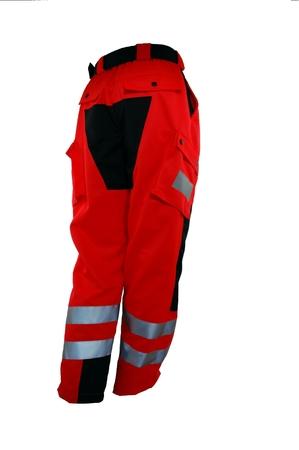 Spodnie Ratownika FLUO Letnie (1)