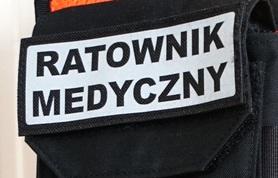 emblemat Ratownik Medyczny
